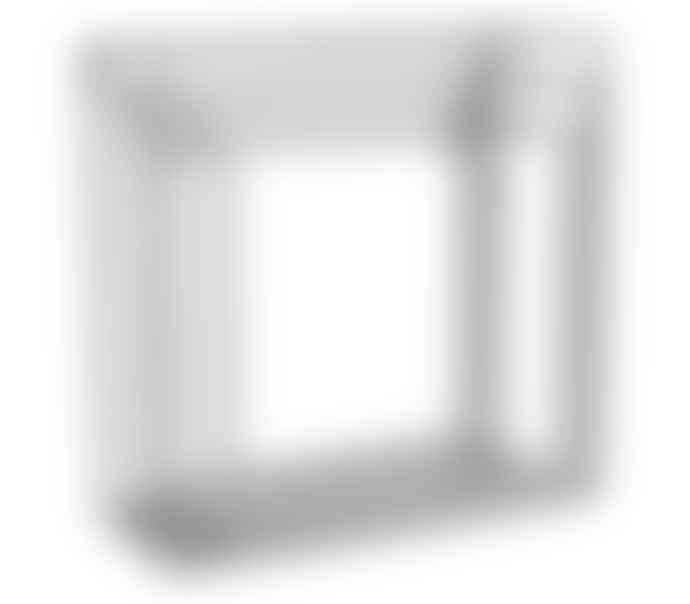 KidsDepot 3pcs Grey Wallbox