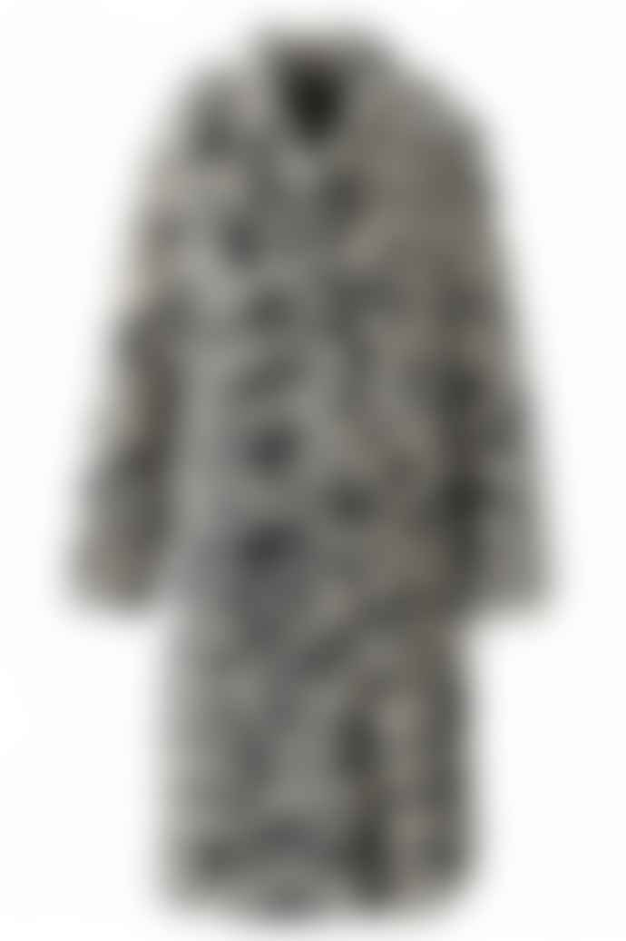 Oakwood Program Faux Fur Long Coat