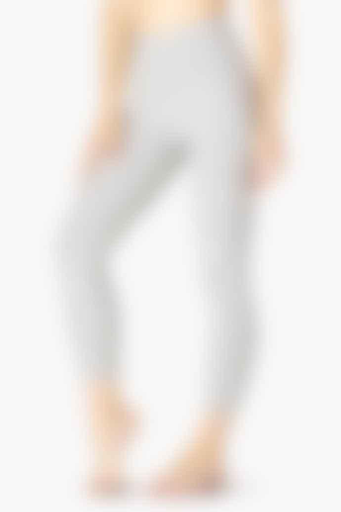 Beyond Yoga Spacedye Caught In The Midi High Waisted Legging Silver Mist