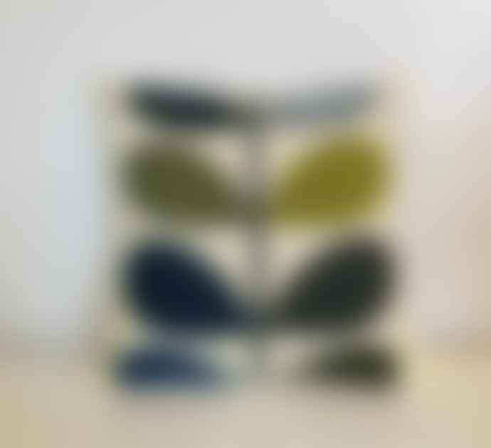 Orla Kiely Multi Stem Moss Cushion