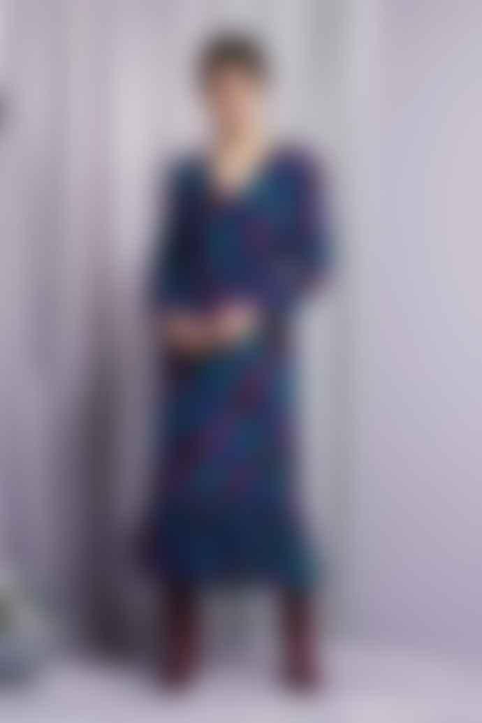 Fabienne Chapot Carlotta Dress Patchy Leopard