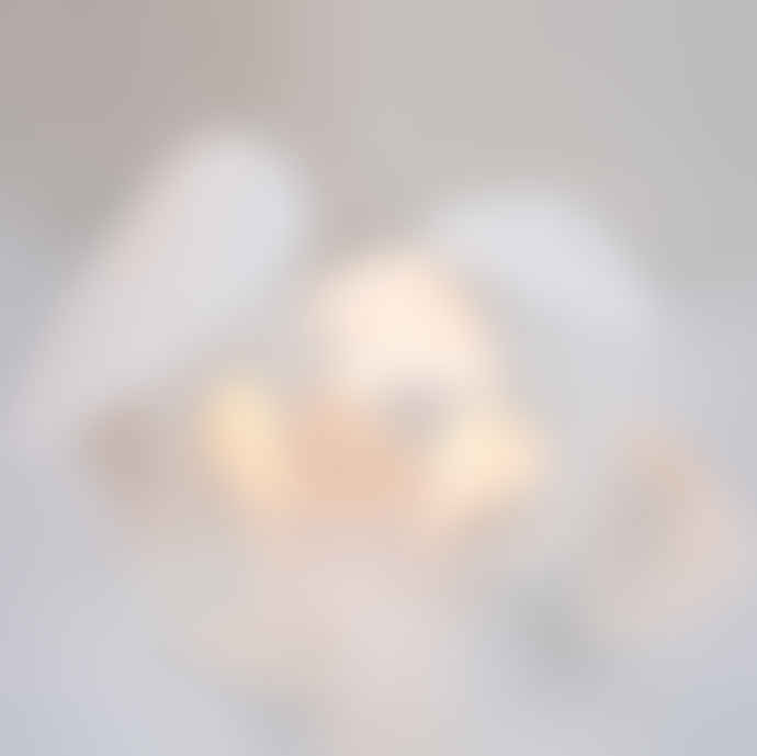 Market Set White large pendant light, Screen Murano