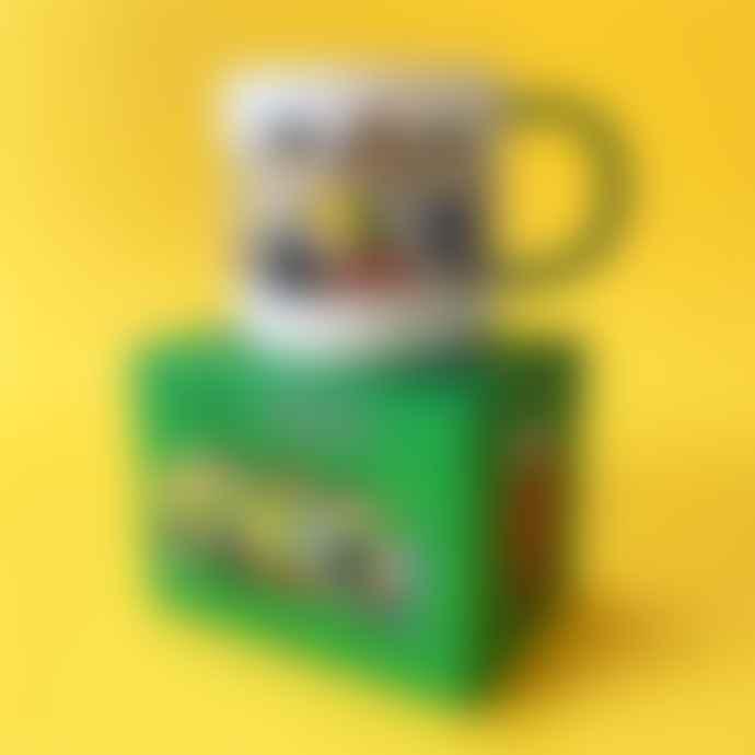 Magpie Snoopy Mug - Gang and House