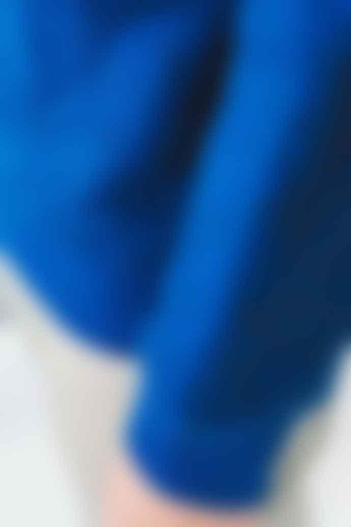 Castart Mens Bill French Blue Sweater