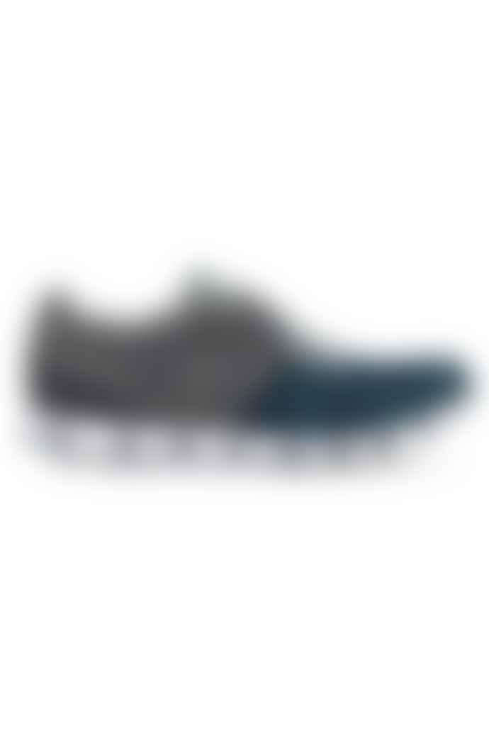 ON Running Cloud 50 50 Winter Grey Storm Womens Shoes