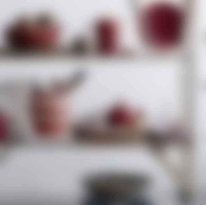 Bloomingville Ruby Stoneware Ceramic Jug
