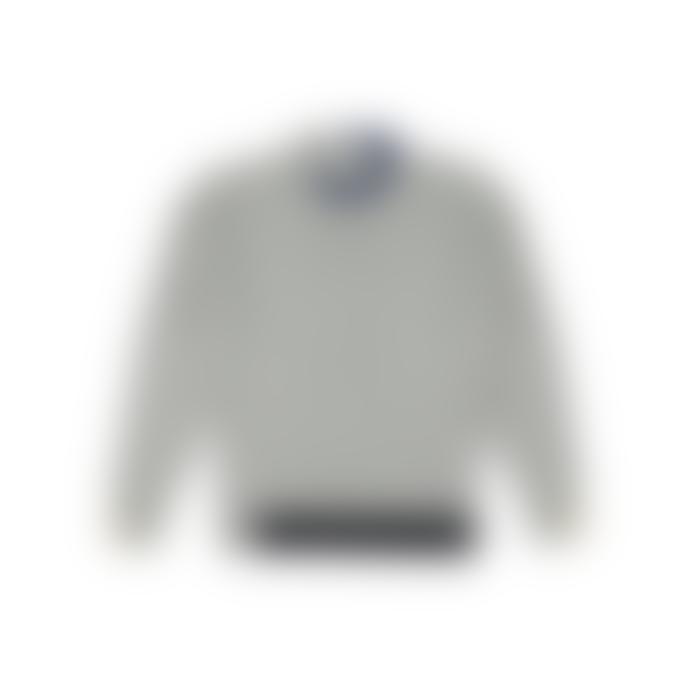Castart Light Grey Stolzl Jumper
