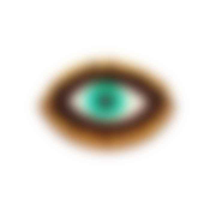 Kitsch Kitchen Eye Pearl Purse