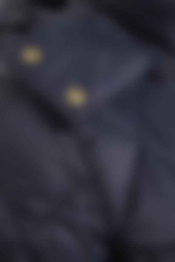 Part Two Sandra Padded Navy Coat