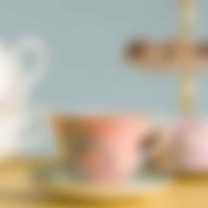 Yvonne Ellen Carnival Elephant Teacup And Saucer