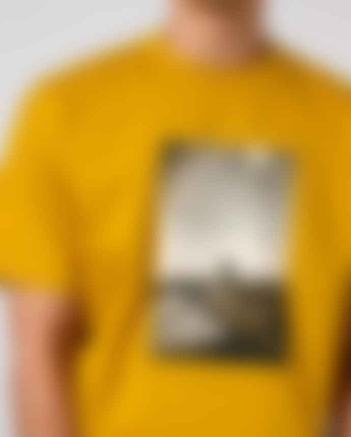 Carhartt Matt Martin Salvation Tee Yellow