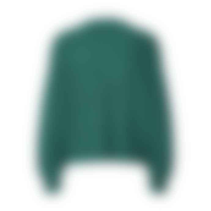 Lollys Laundry Ameli Jumper Green