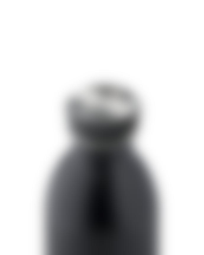24Bottles 1000ml Tuxedo Black Stainless Steel Urban Bottle