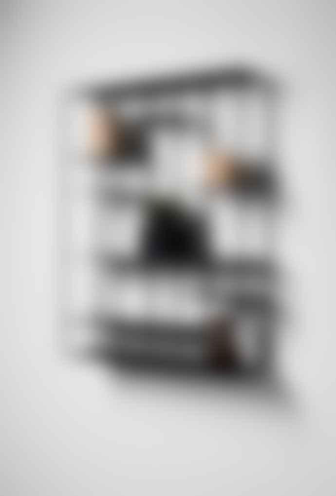 WON Design White Chord Wall Shelf (2 colours)