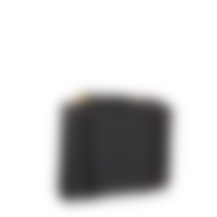 Nat & Nin Black Leather Roza Wallet