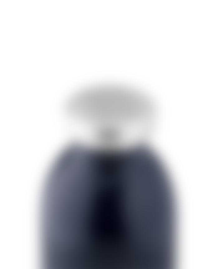 24Bottles 500ml Deep Blue Stainless Steel Clima Insulated Bottle