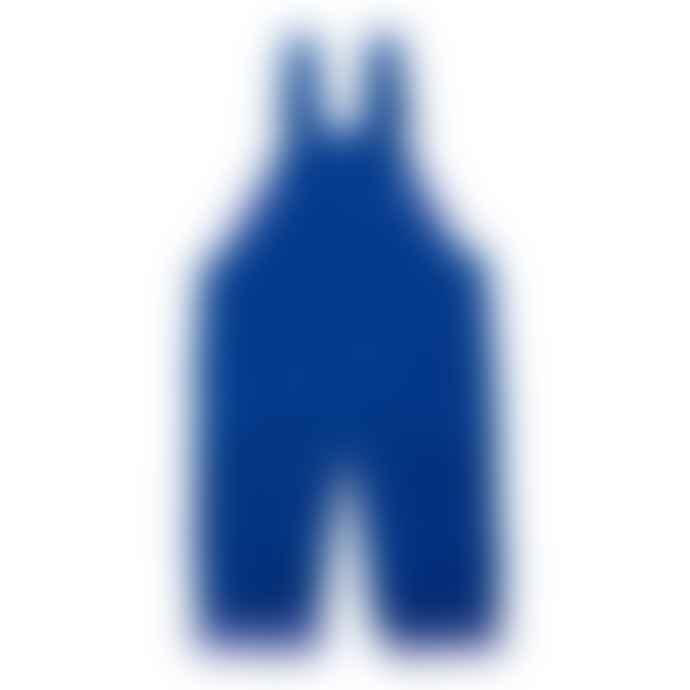 Dotty Dungarees Atlantic Blue Corduroy Dungarees