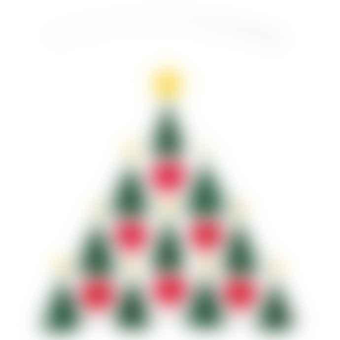 Flensted Christmas Tree 50 X 45 Cm 10 Trees