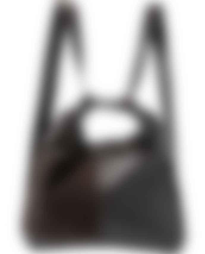 Yaya Brown Leather Bag