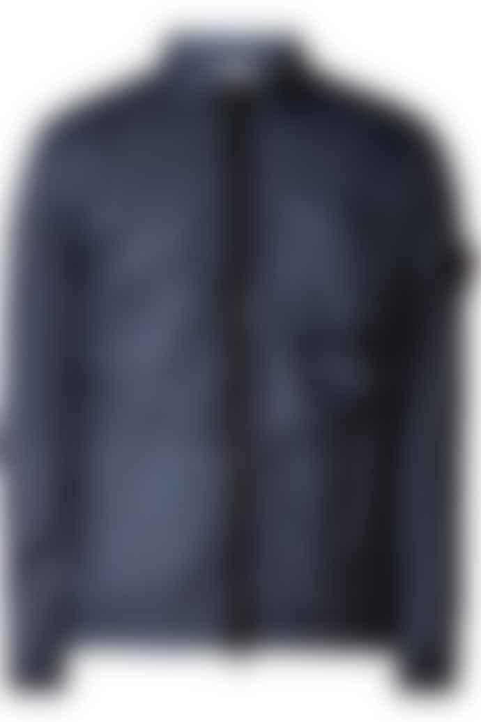 Stone Island Nylon Lucid Jacket with Jersey Lining
