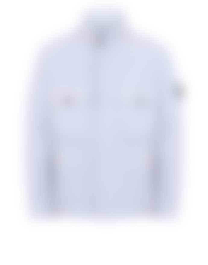 Stone Island Medium Polyester and Polyamide David Tela Light Jacket