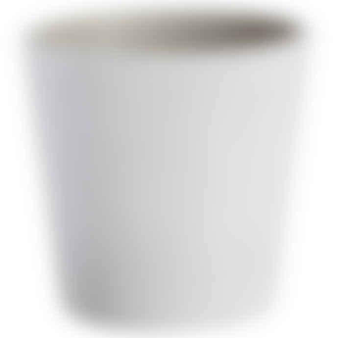 Affari Light Grey Concrete look Large Pot