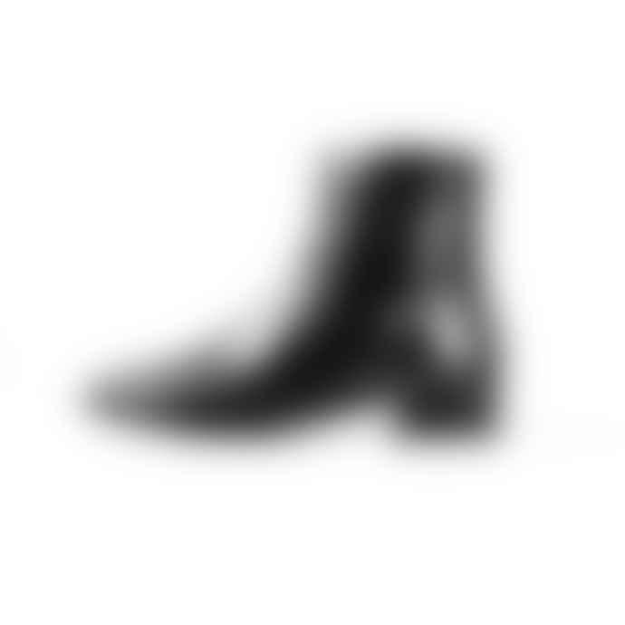 Vagabond JOYCE Black Patent Leather Boots