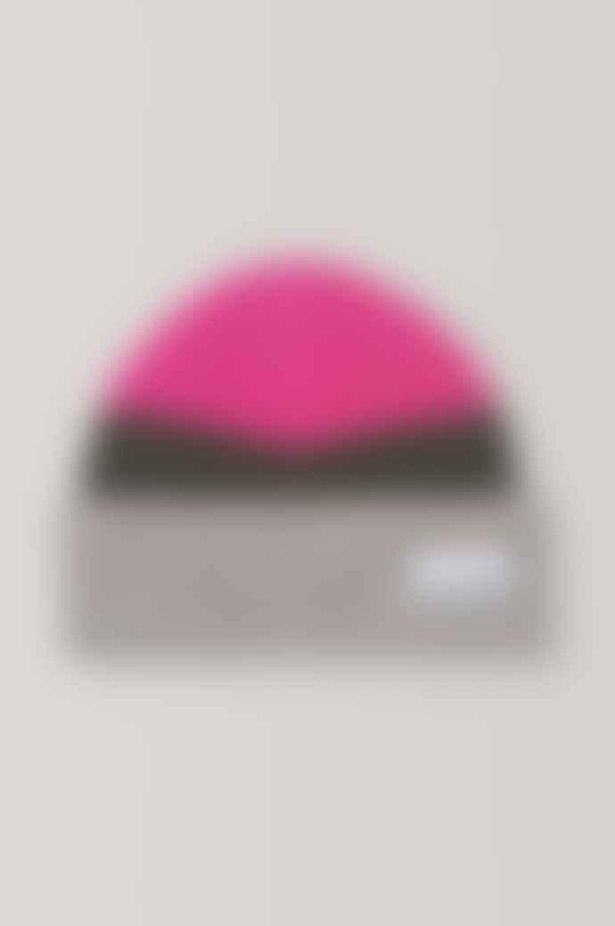 Ganni Hat In Hot Pink