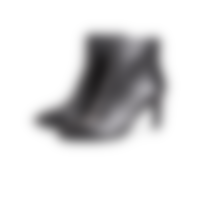 Vagabond WhitneyBlack Leather Boots