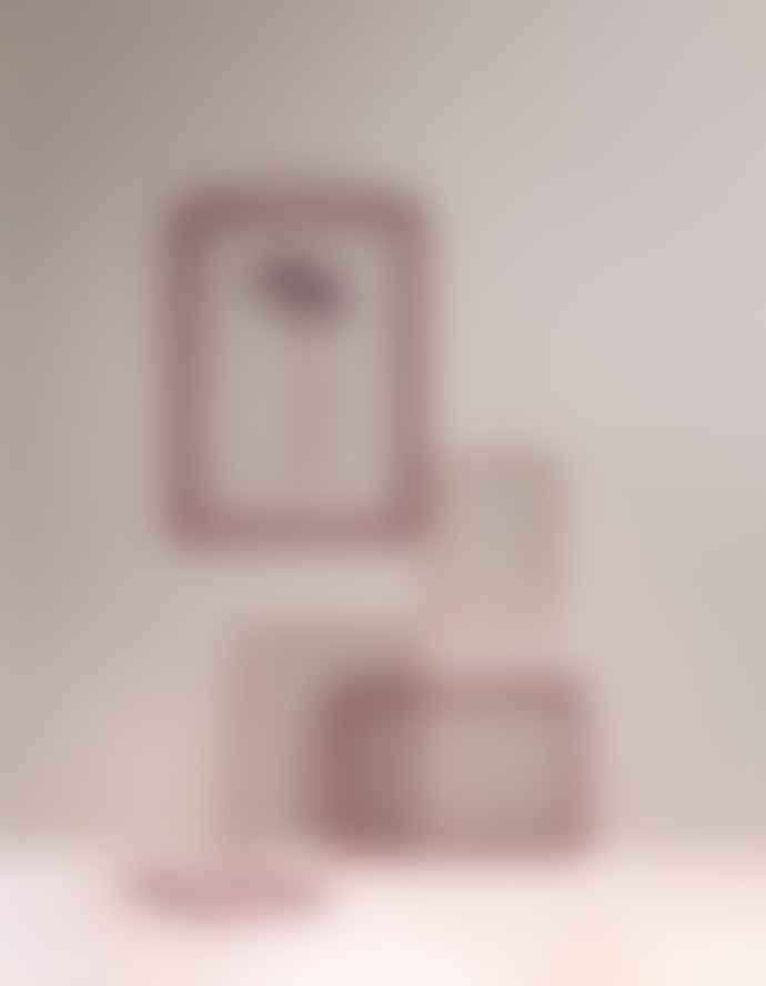 Moebe A4 Pink Aluminium Frame