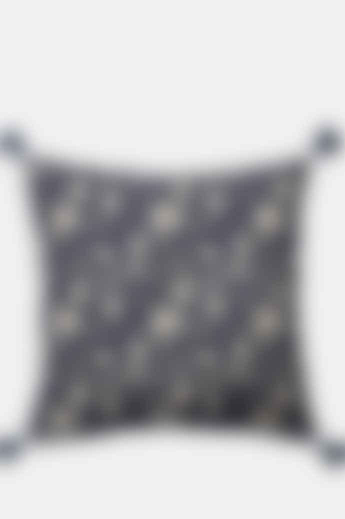 Bungalow Komati Midnight Cushion 50 X 50