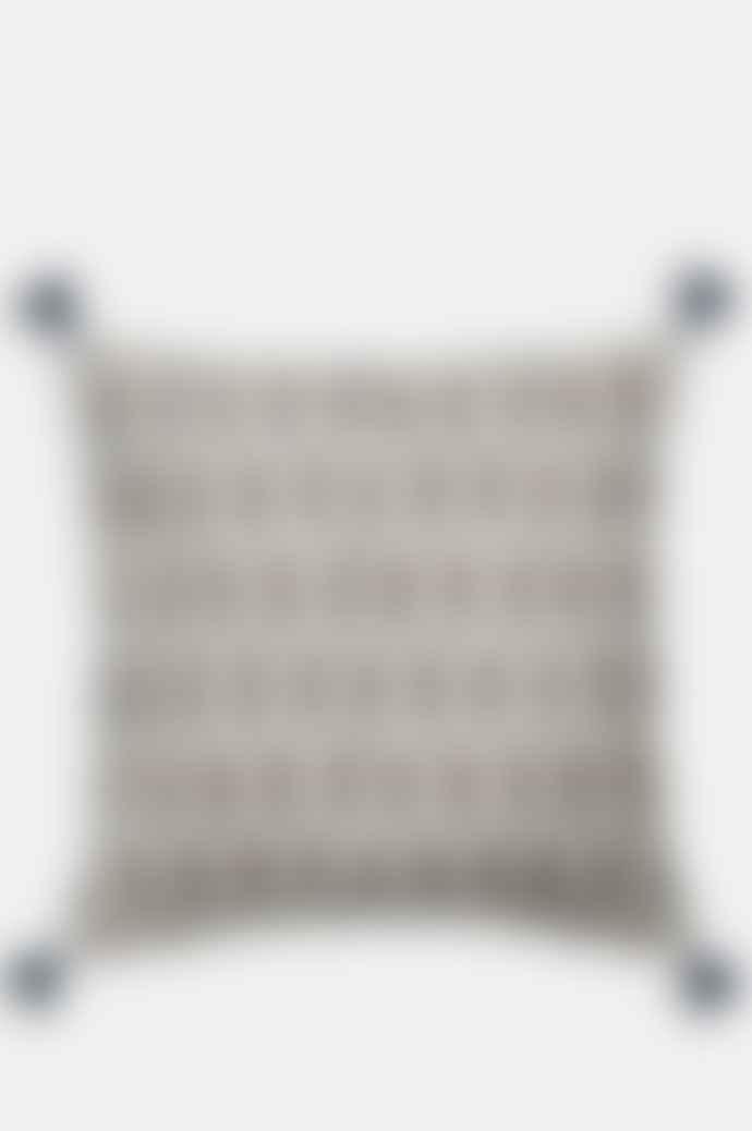 Bungalow Anjali Cushion China Blue 50 X 50