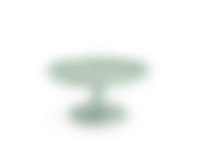 Vitra Mint Green ABS Plastic High Tray