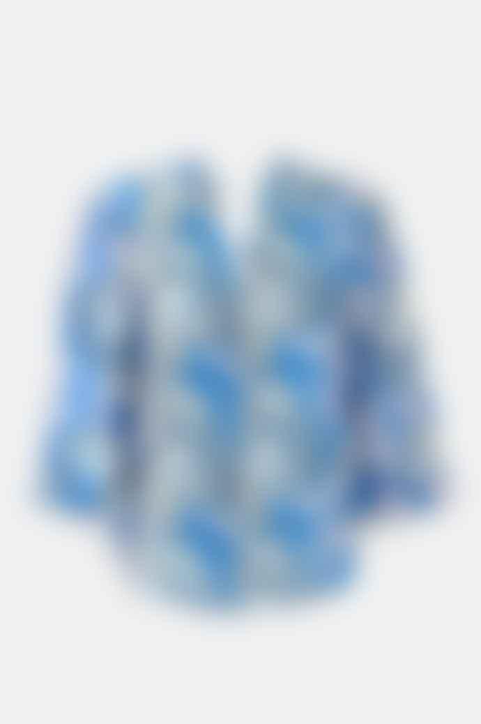 Pyrus  Muted Foliage Blue Hive Shirt