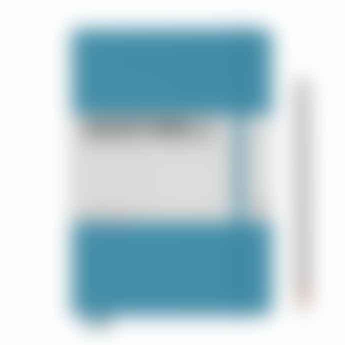 Leuchtturm A 5 Nordic Blue