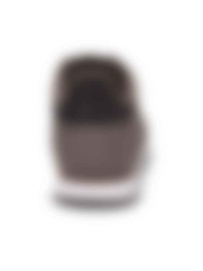 Woden Ydun Croco Brown Clay Sneaker