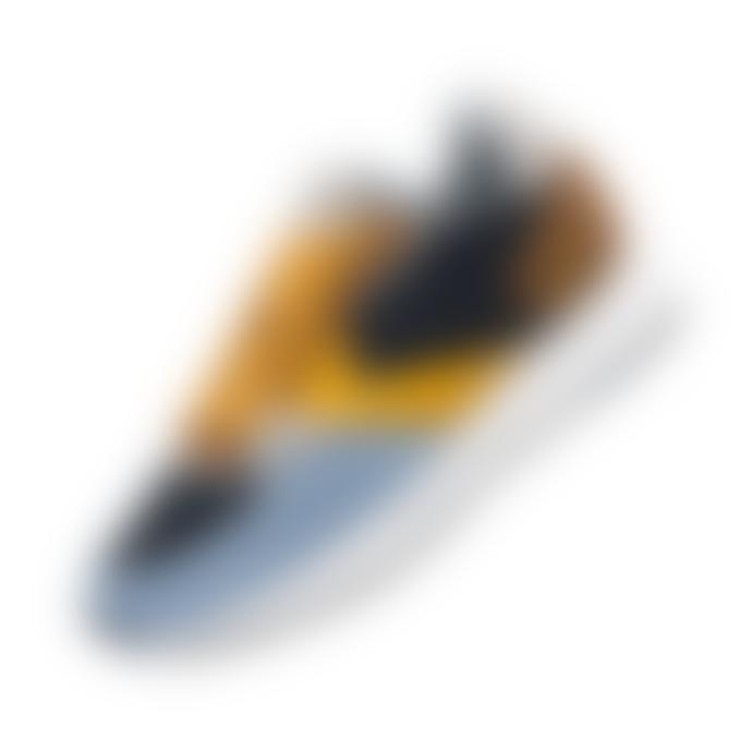 Hoff Mitte Mustard Blue Sneakers