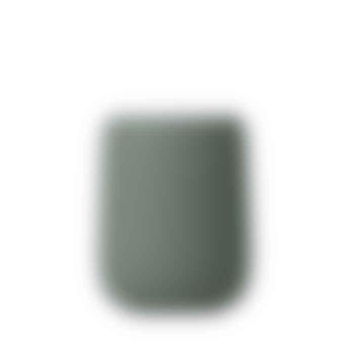 Blomus Agave Green Ceramic and Silicone Sono Tumbler