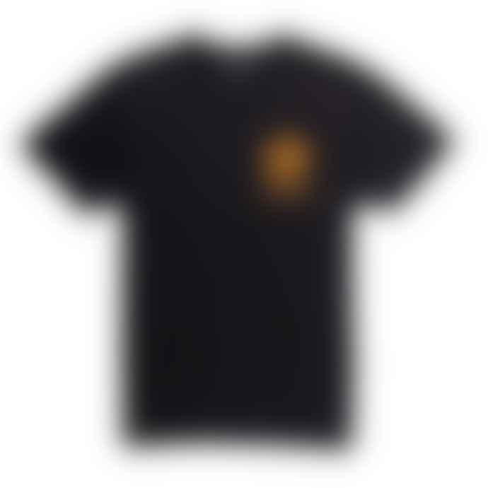 Deus Ex Machina Venice Address Tee Shirt Black