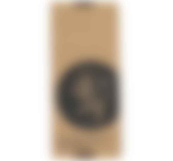 British Colour Standard Rust Candle Holder - Medium