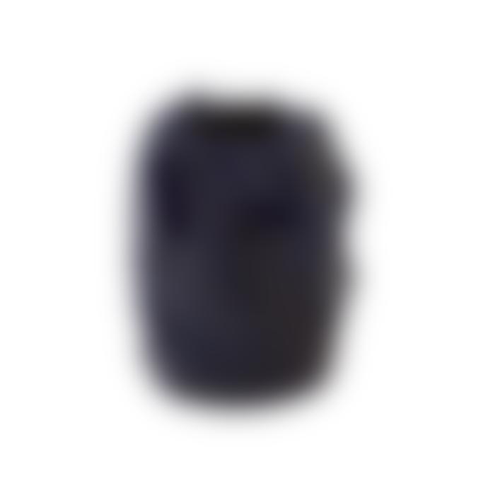 raawii Cobalt Earthenware Jam Vase