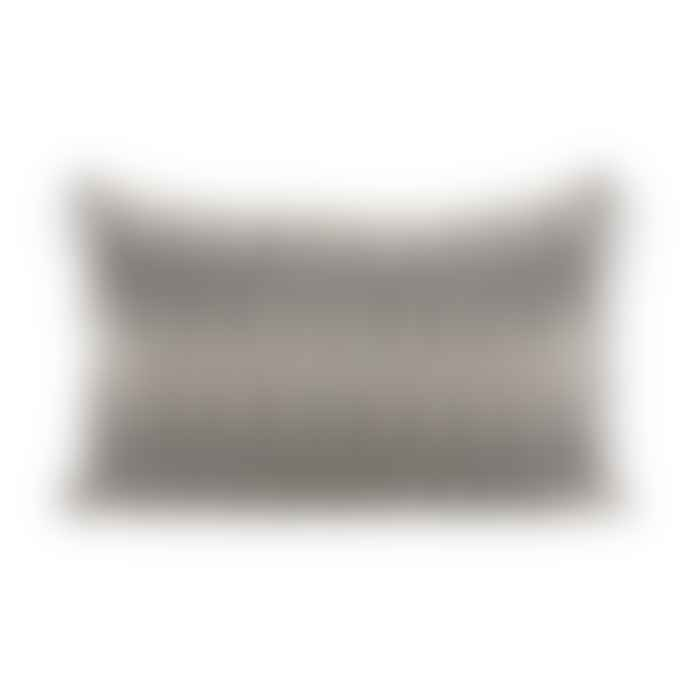 House Doctor Totem Cushion Grey