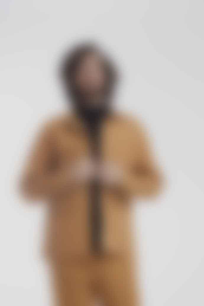 Thinking Mu Brown sugar safari jacket