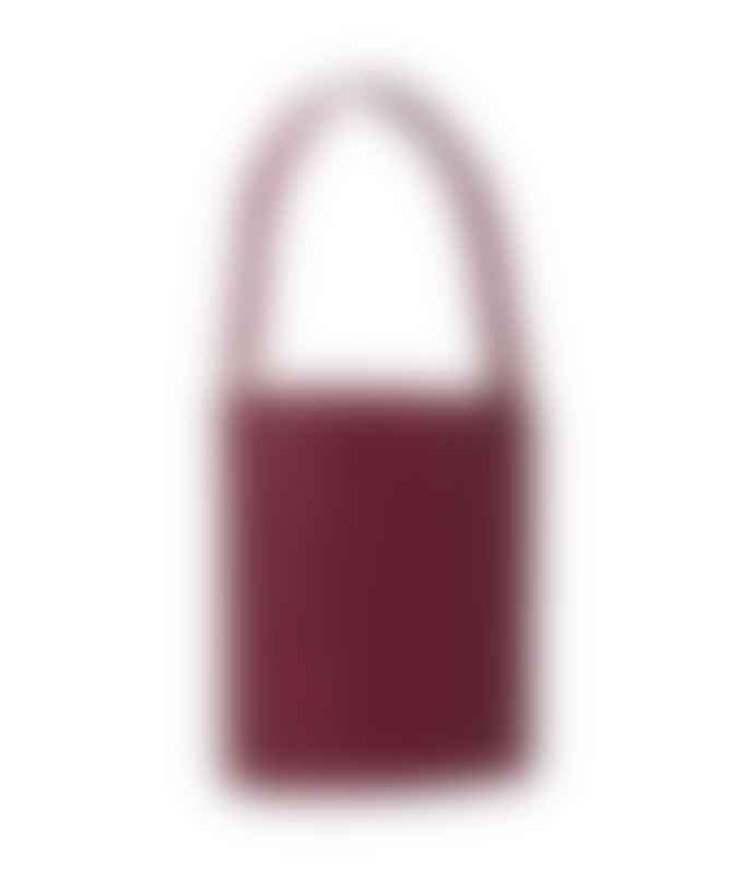 Matt & Nat Azur Vintage Bucket Bag Garnet