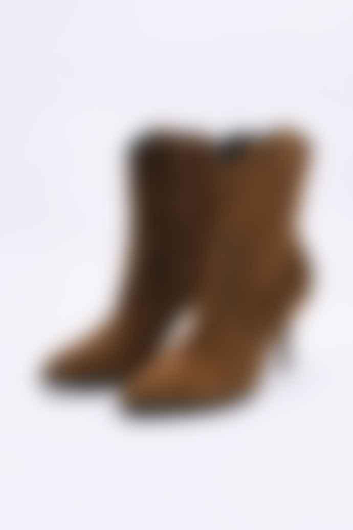 Kennel & Schmenger Kennel Schmenger Camille Suede Cowboy Boots
