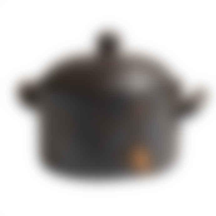 muubs Large Brown Terracotta Hazel Pot