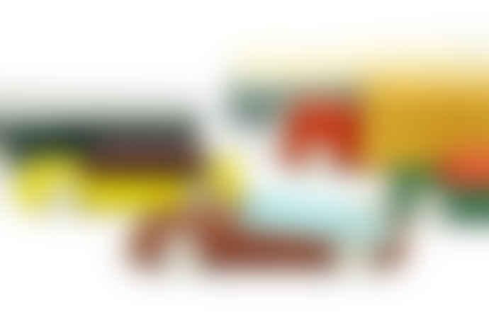 Ikonic Toys Beechwood Duotone Car 4 Toy