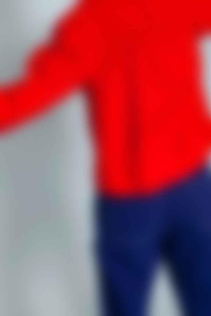 LF Markey Red Marlo Jacket