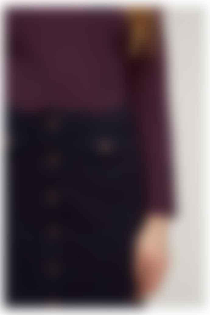 People Tree Francine Twill Skirt