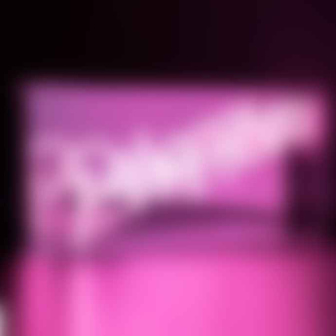 Prosecco Acrylic Box Neon Light